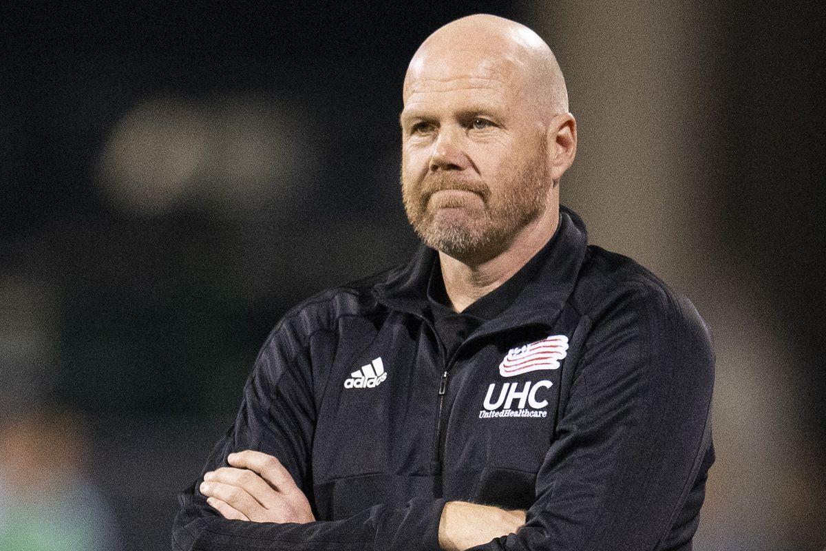 MLS: New England Revolution at Columbus Crew SC