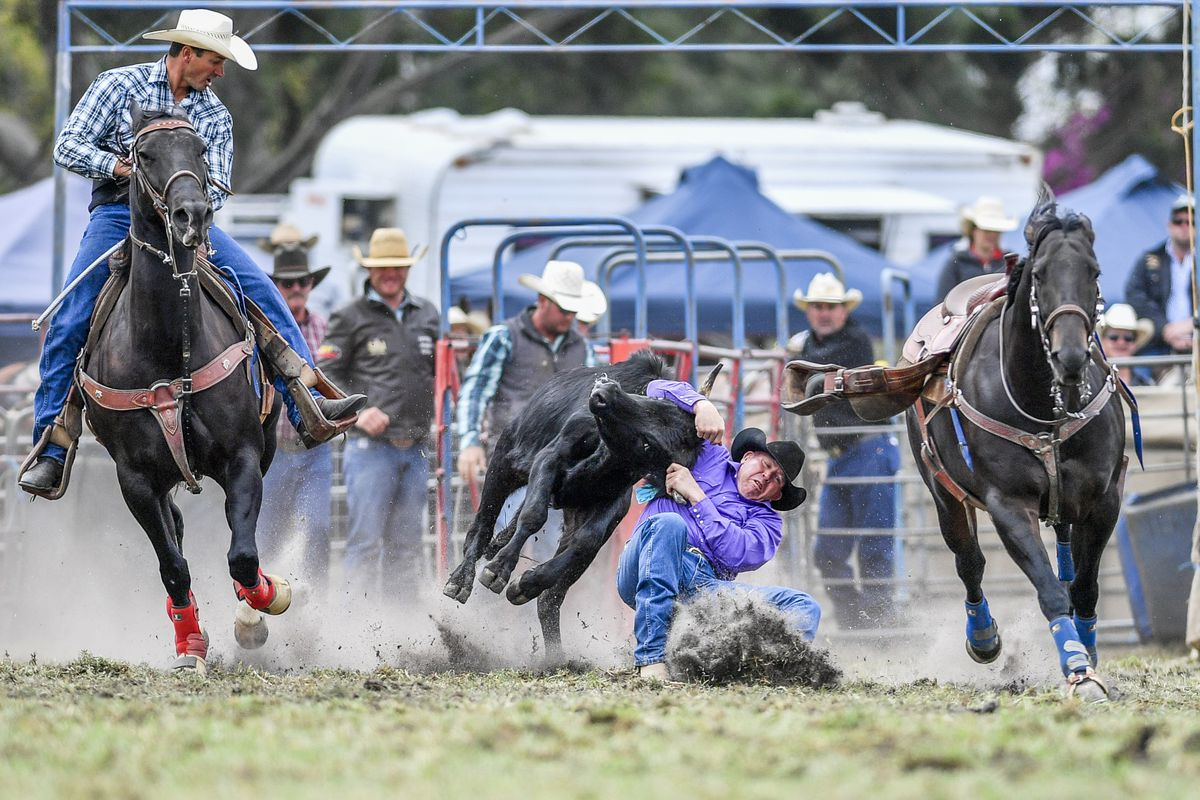 The Lang Lang Rodeo In Gippsland