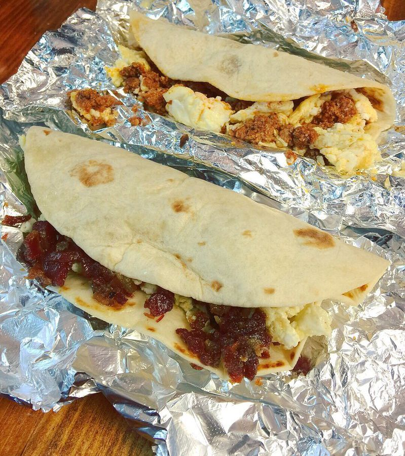 Best Breakfast Tacos In Austin Restaurants And Food Trucks Eater Austin