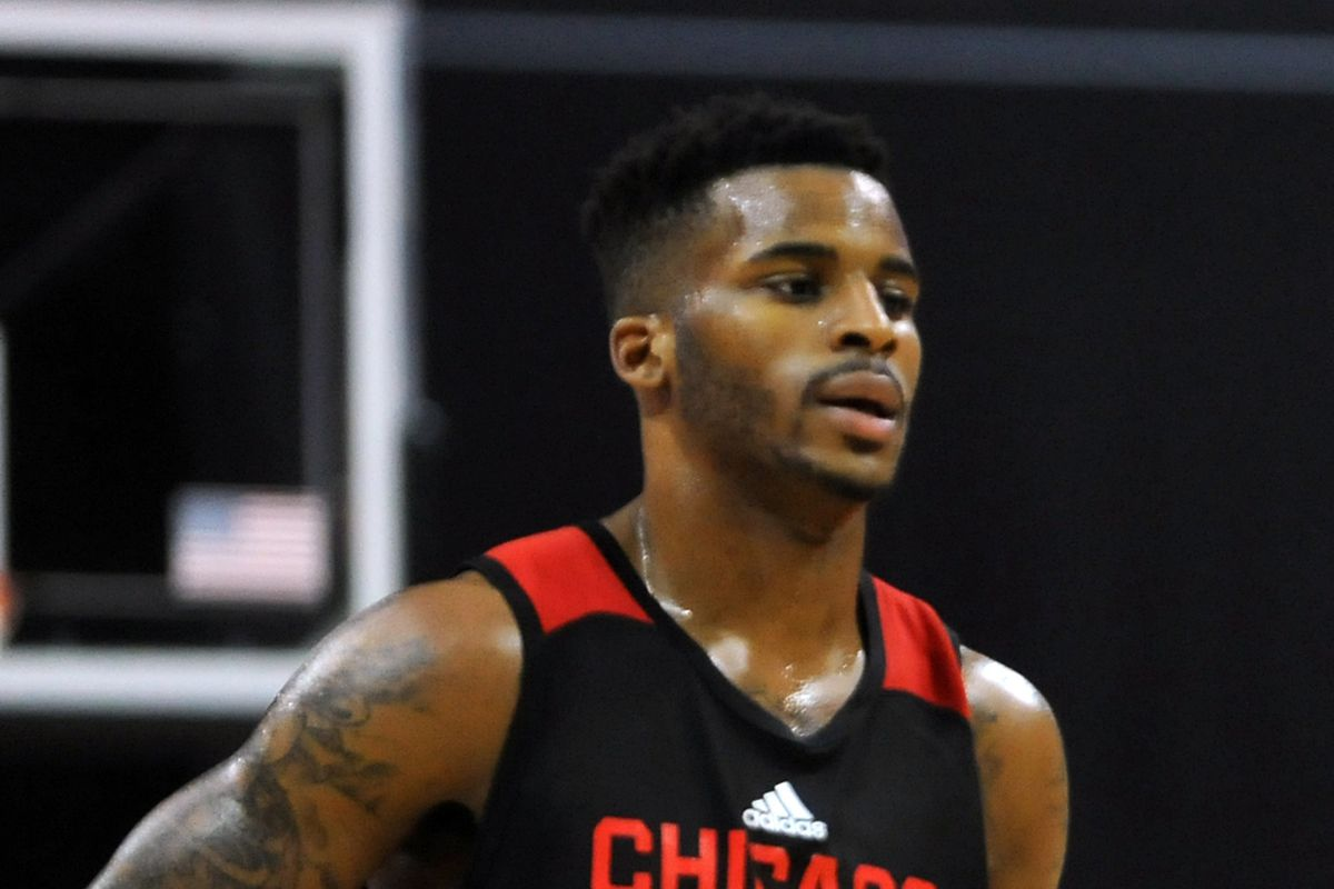 NBA: Summer League-Chicago Bulls vs Minnesota Timberwolves