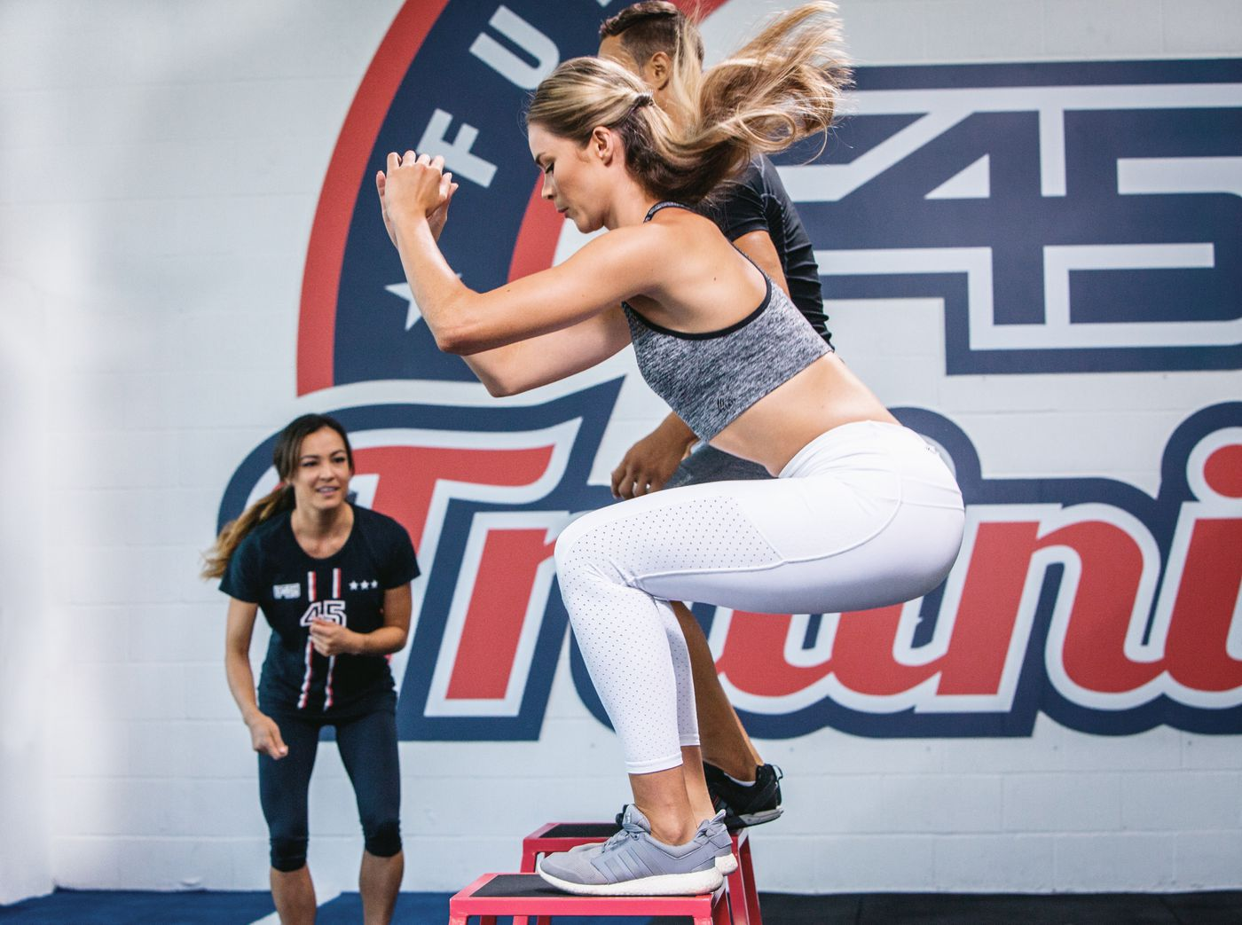 F45 is the most popular HIIT workout you've never heard of - Vox