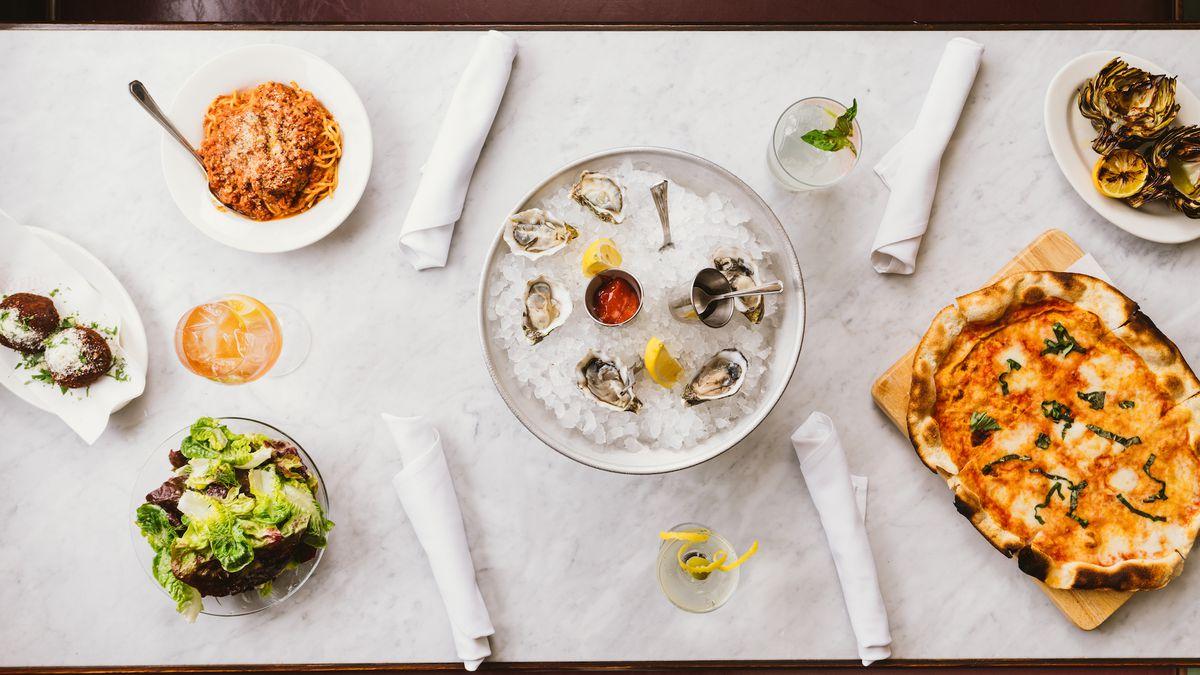 Little Dom's Seafood in Carpinteria, California
