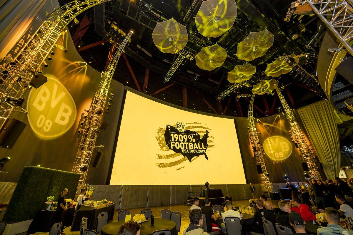 Borussia Dortmund US Tour 2019