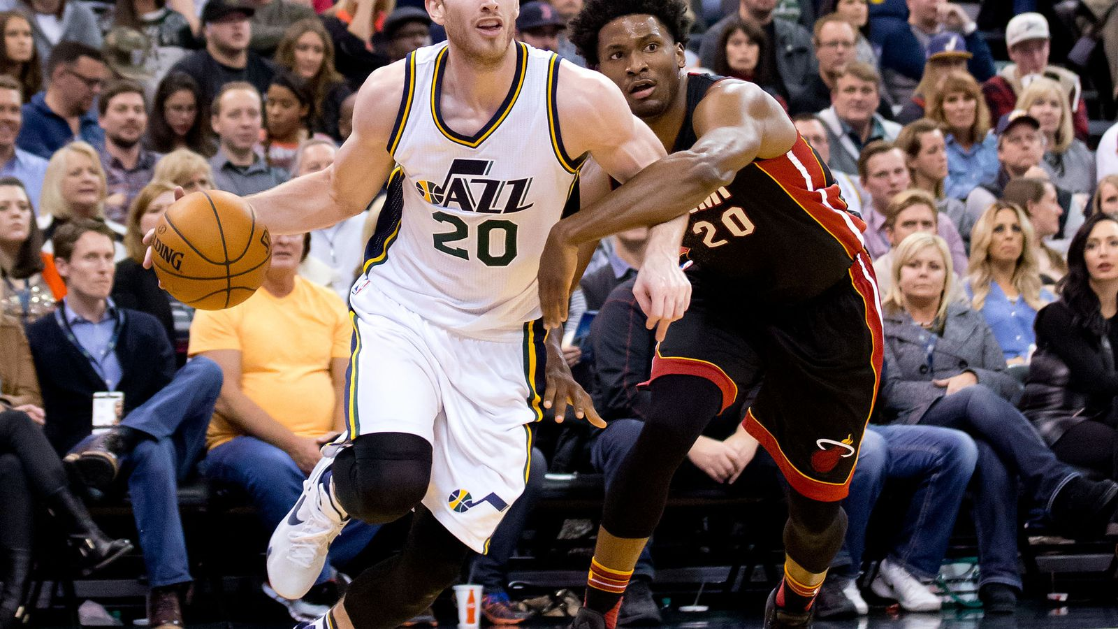 Miami heat updated news - Icym Gordon Hayward S Family Photo Stirs A Frenzy In Salt Lake City And Boston