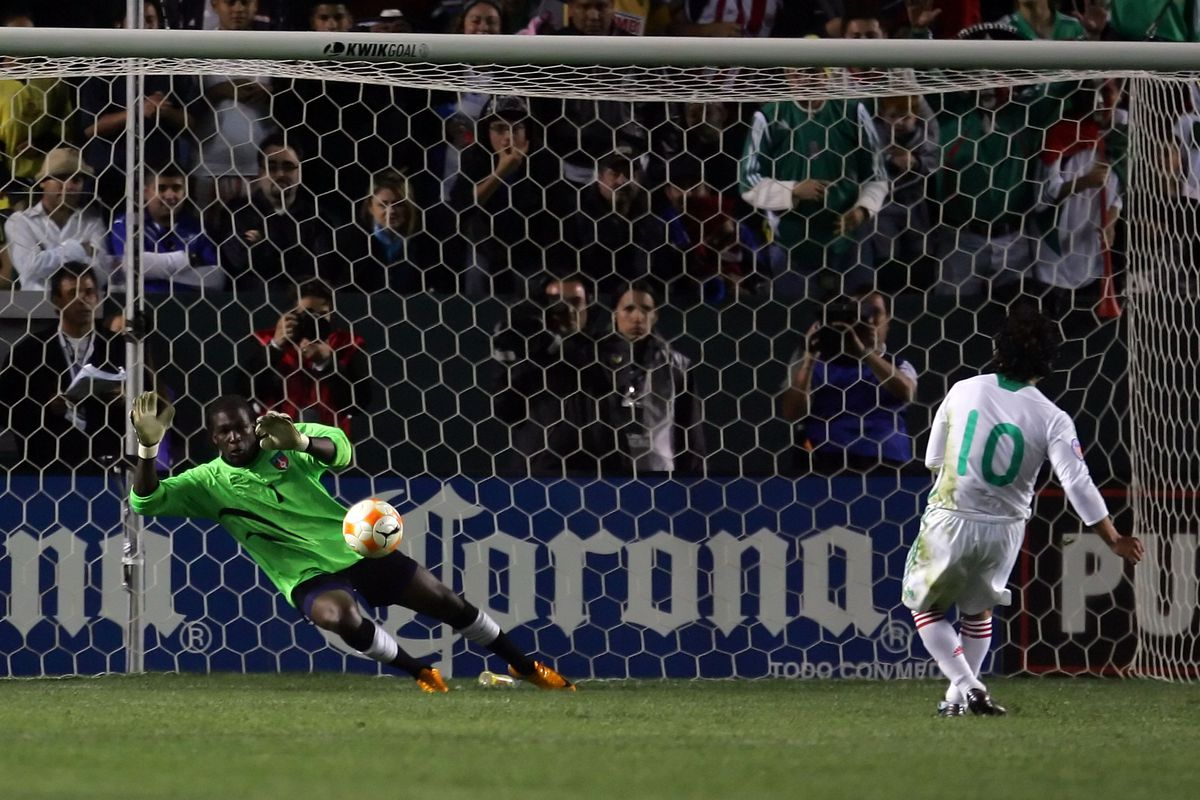 Haiti's Gold Cup hopes could rest on goalkeeper and captain Johnny Placide's performances