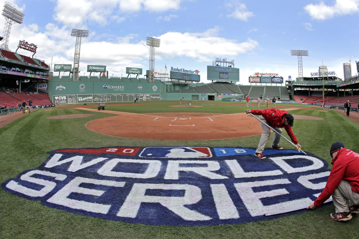 MLB has set the playoff schedule for this year. The seventh game of the World Series would fall on Nov. 3.