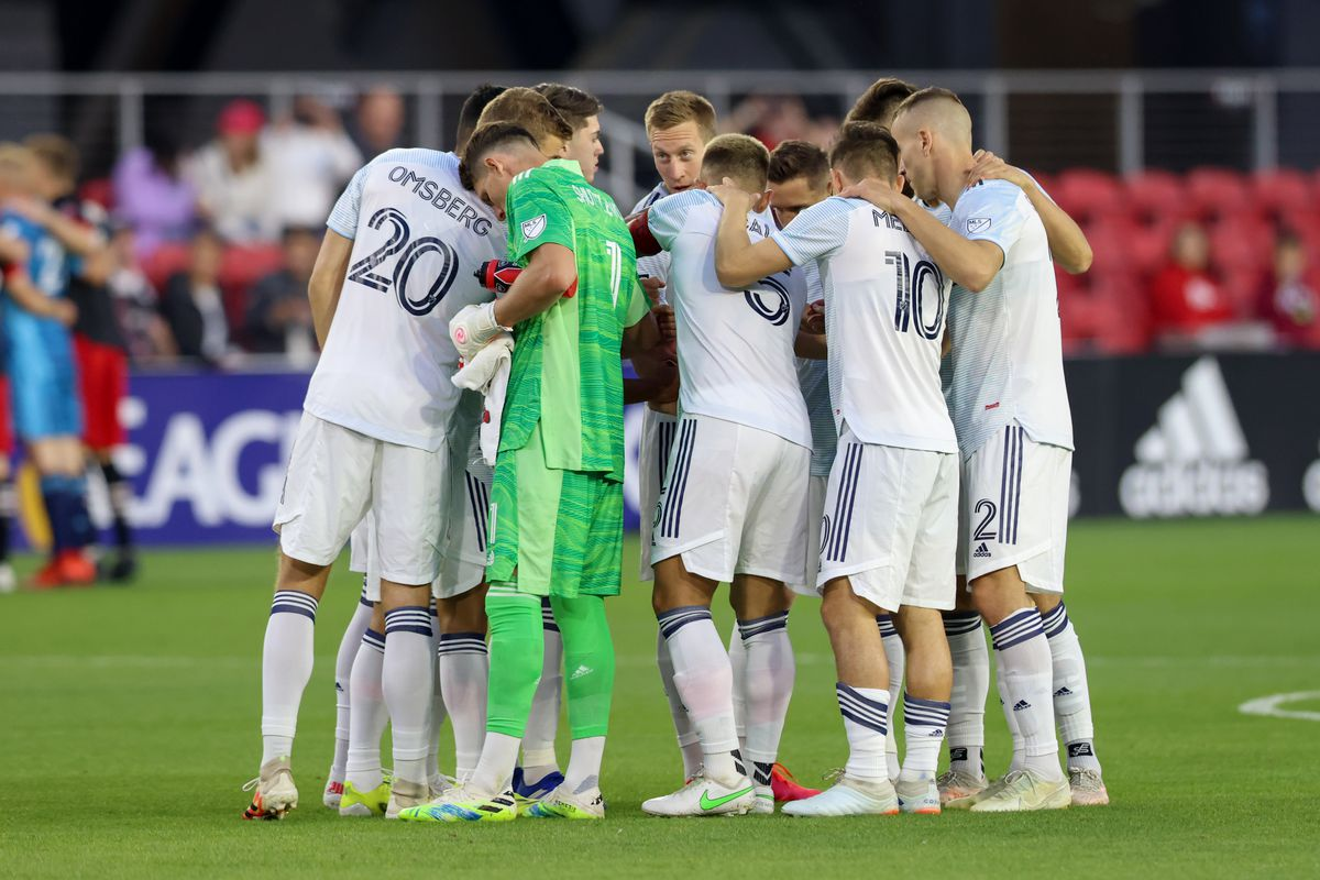 SOCCER: MAY 13 MLS - Chicago Fire FC at DC United