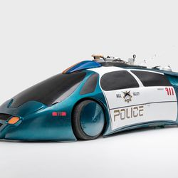 Police Car, Back to the Future 2