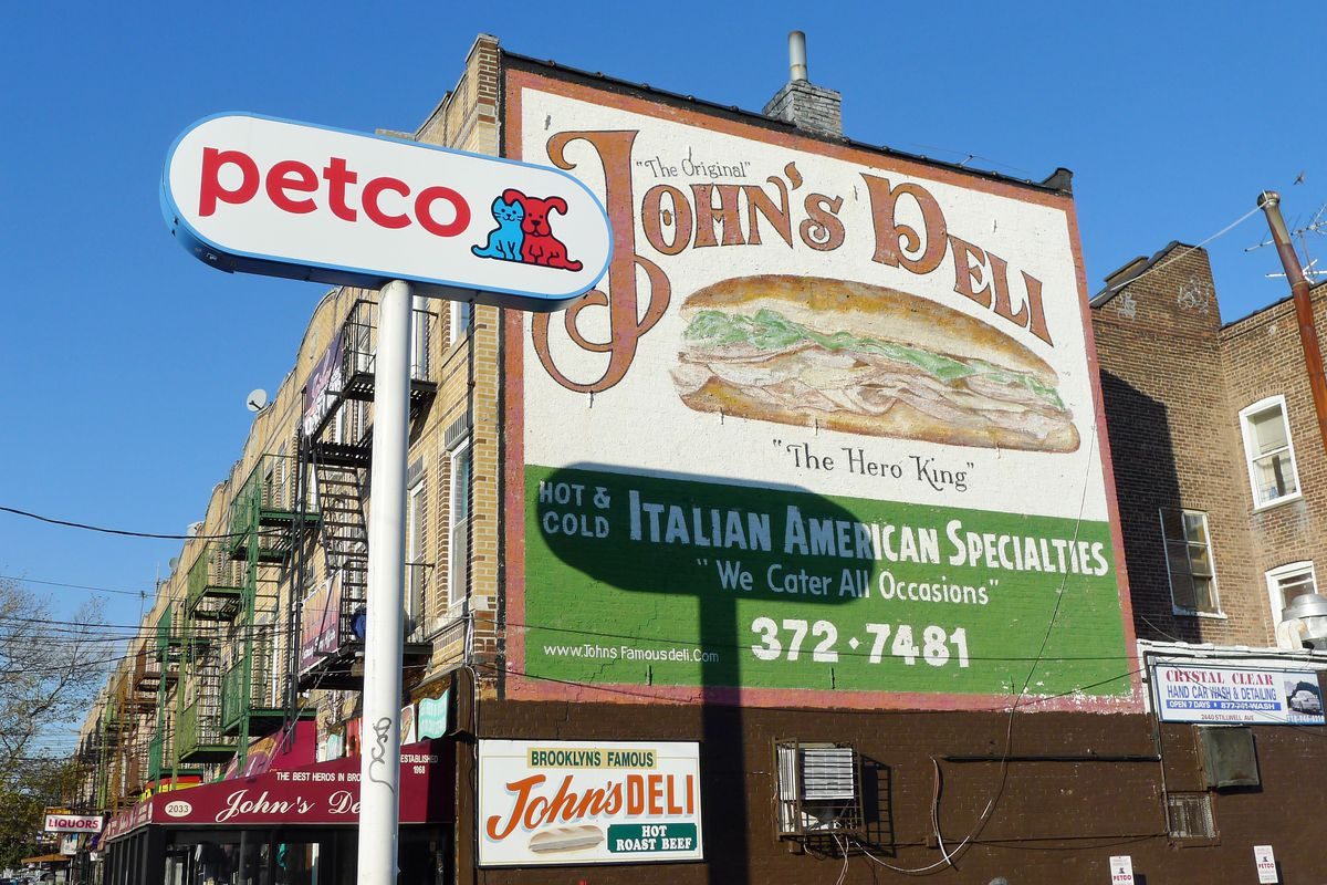 Where to eat on the way back from Coney Island (the  deli, not the Petco!)