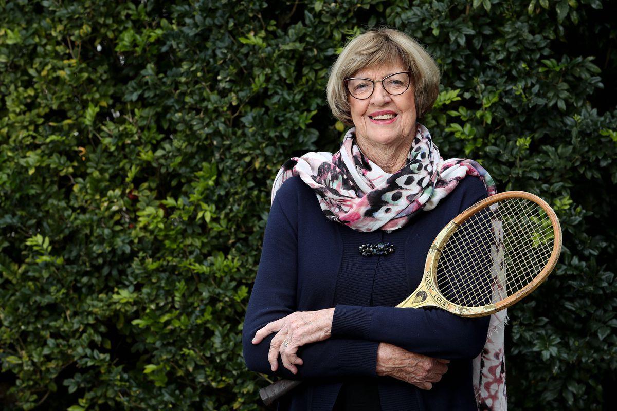 Margaret Court Portrait Shoot