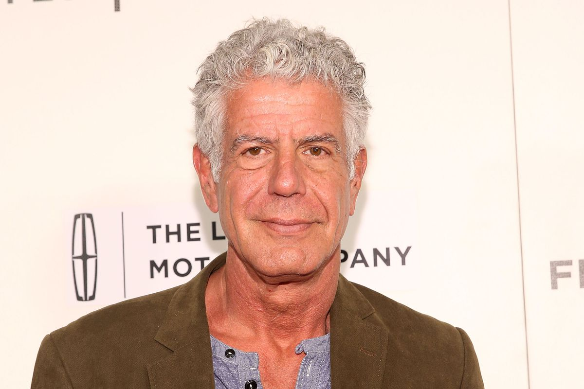 Anthony Bourdain Can't Say Enough About LA's Prodigious