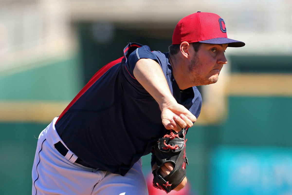 This might be the most unflattering image of Trevor Bauer that exists. That's why I chose it.