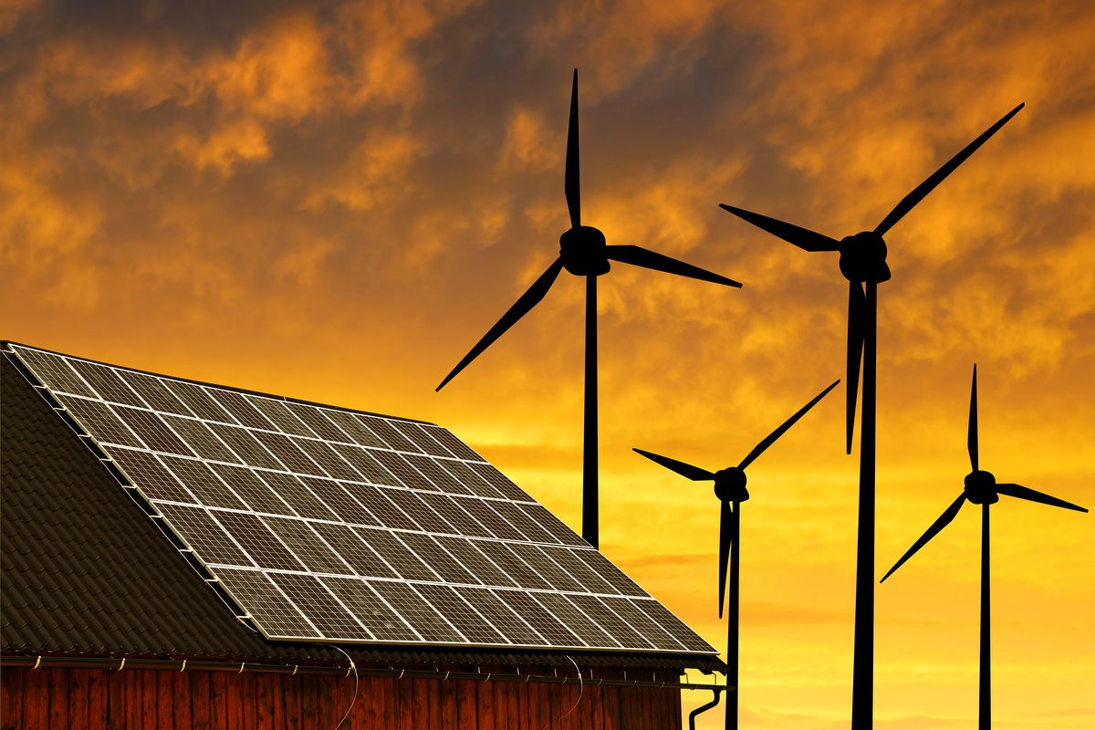 Wind And Solar Power Are Saving Americans An Astounding