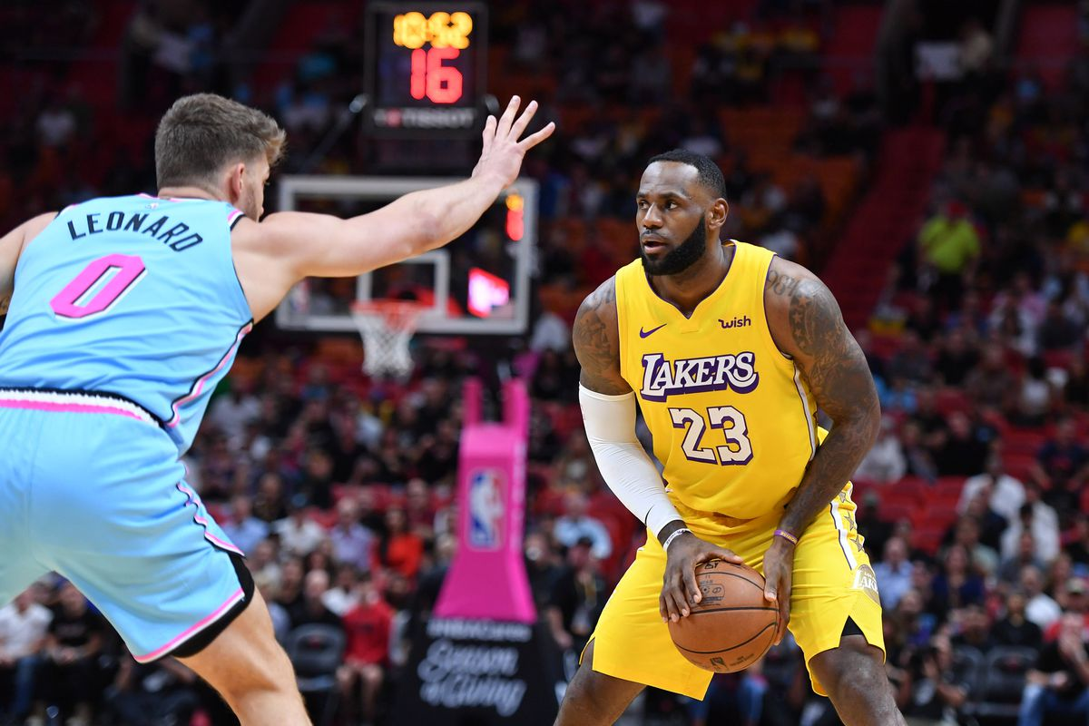 Lakers Vs Heat Series 2020 Tv Schedule Start Time Channel Live Stream For Nba Finals Draftkings Nation