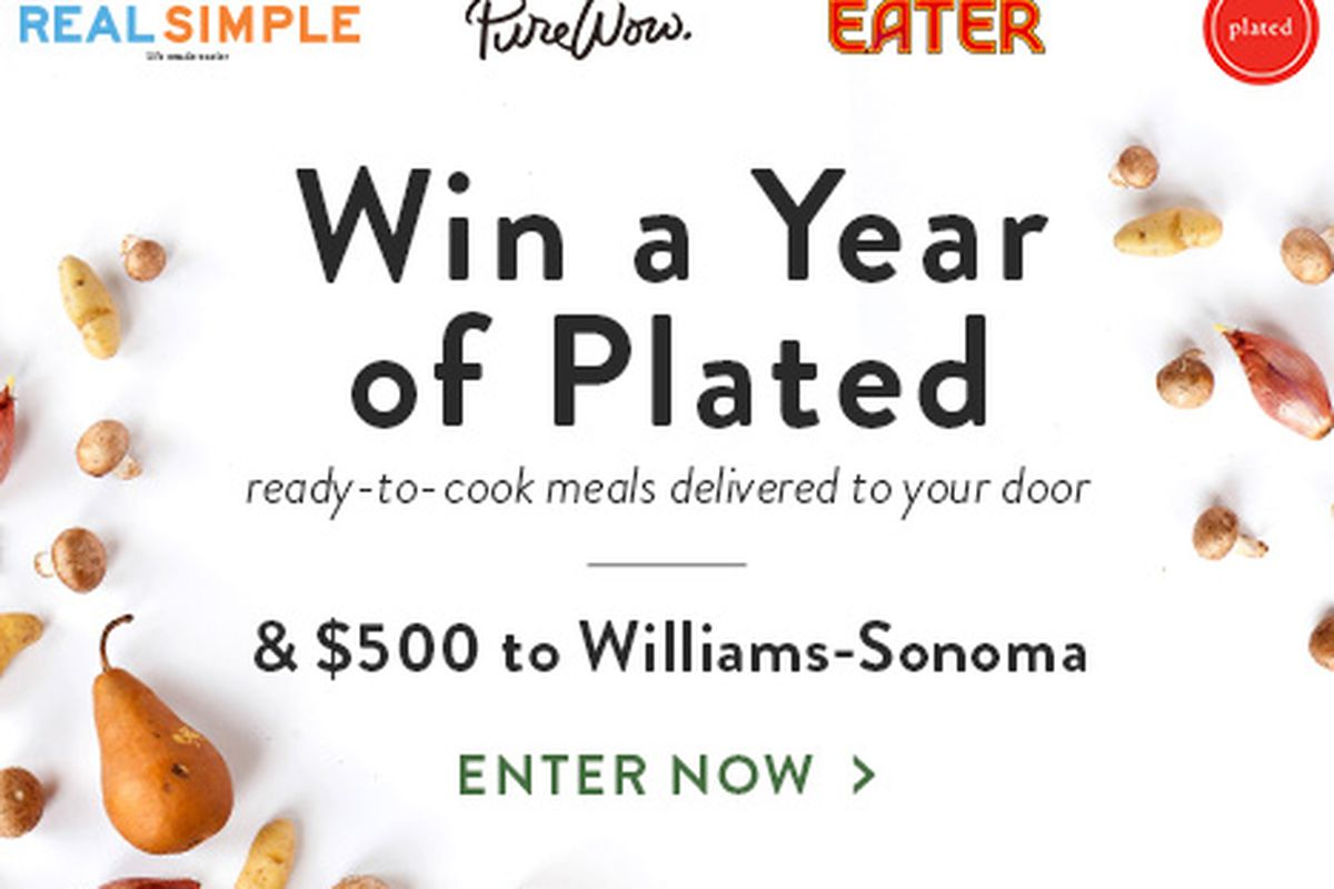 Win a Year of Extraordinary Meals Delivered to You - Eater NY
