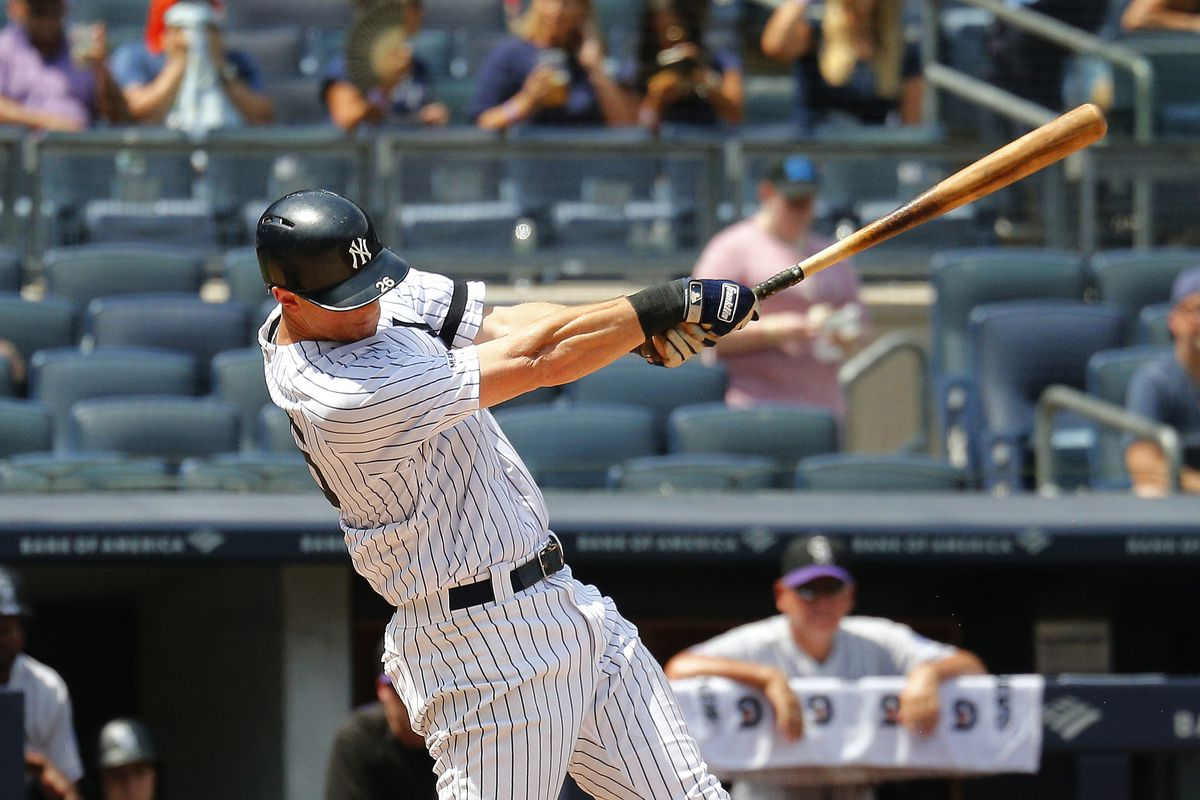 Yankees tee off early and often to beat Rockies, 11-5