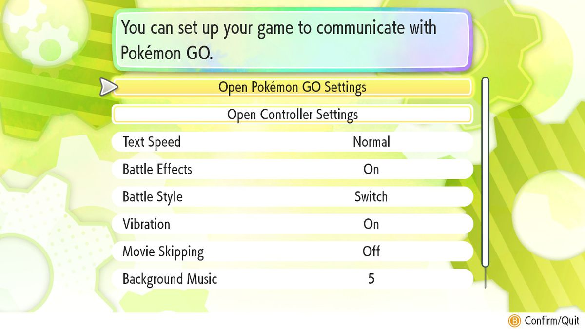 How to connect pokeball plus to switch