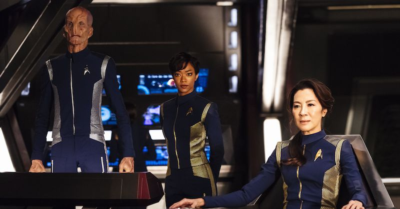 photo image Why can't Star Trek: Discovery commit to serialized storytelling?