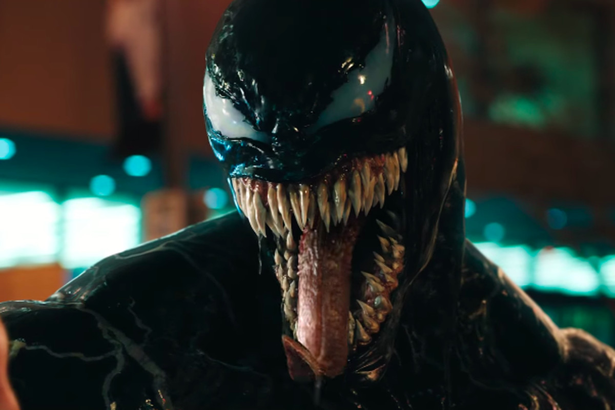 Venoms Tongue Is Now Tumblrs Latest Obsession Polygon