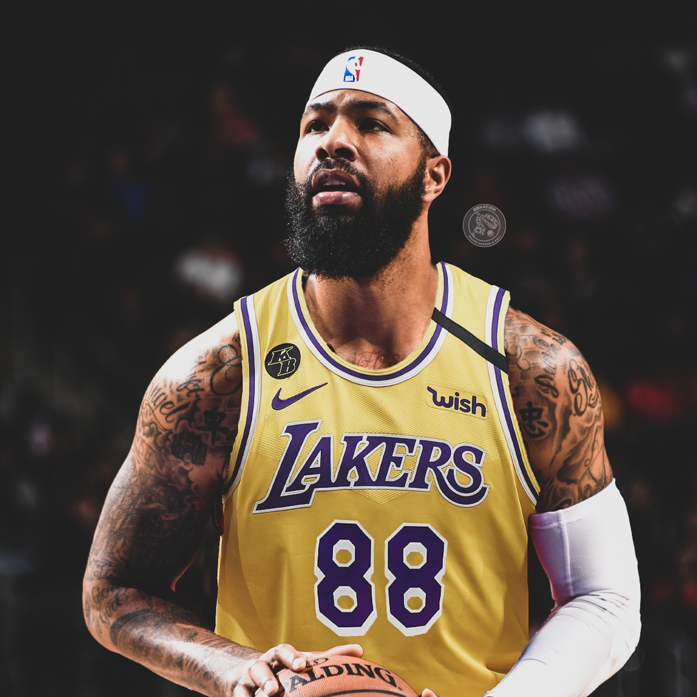 Nba Rumors Markieff Morris To Sign With Lakers Silver Screen And Roll