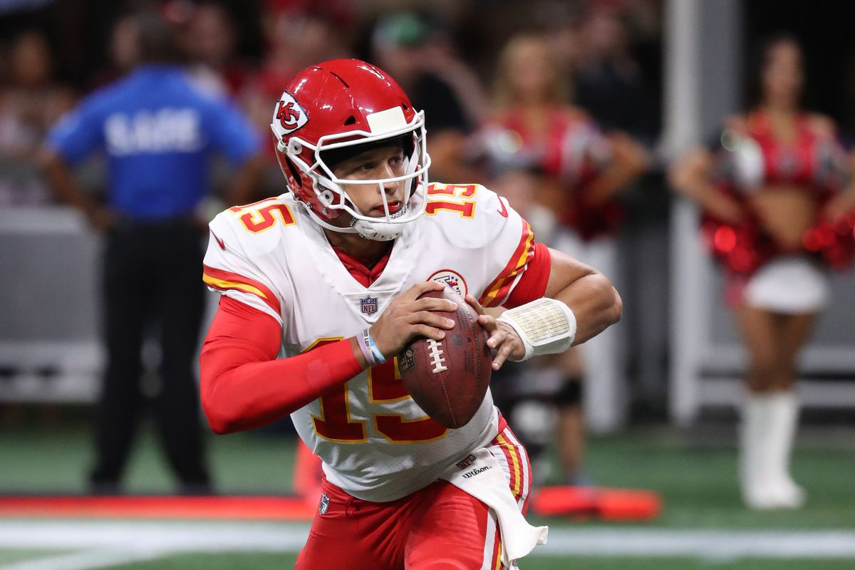 Five questions with Arrowhead Pride  Patrick Mahomes had an up and down  training camp too 519c4cc11
