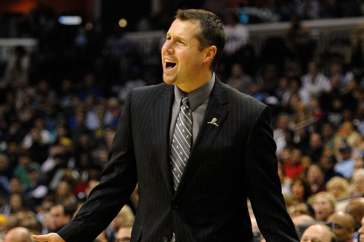 Coach Joerger isn't the only one depending on Kosta Koufos for the next month or so...