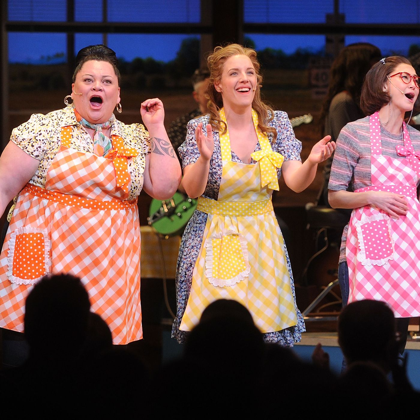 Sara Bareilles S New Musical Waitress Is Fun And Bubbly But It S