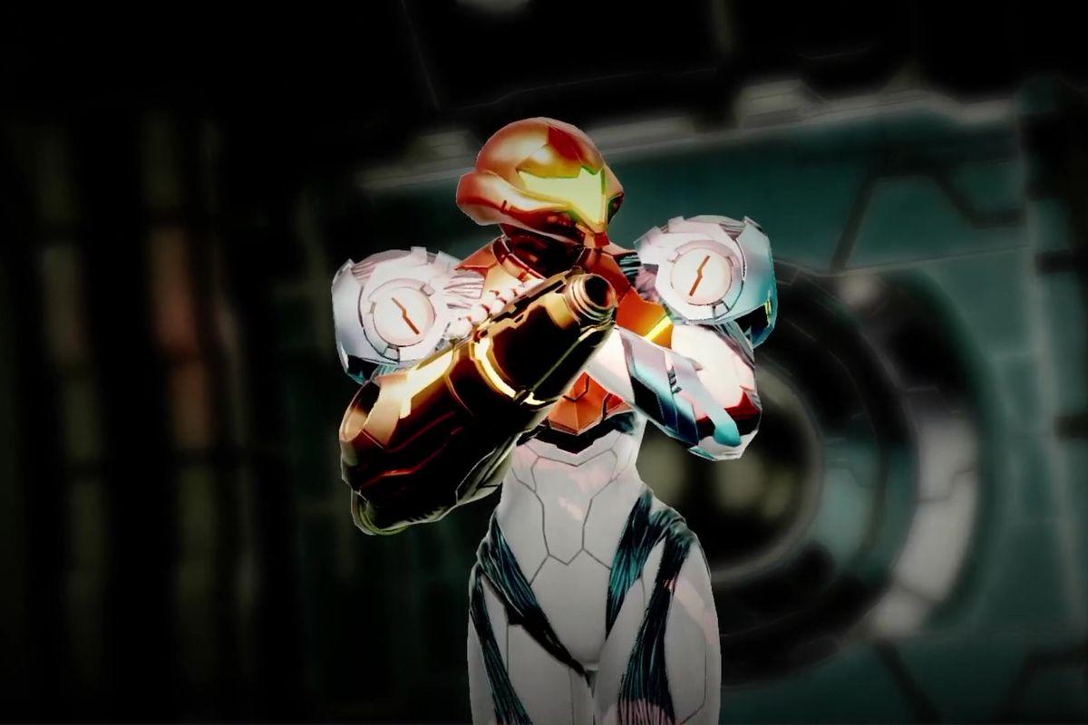 Metroid Dread Metroid 5 Nintendo Direct E3 2021 205