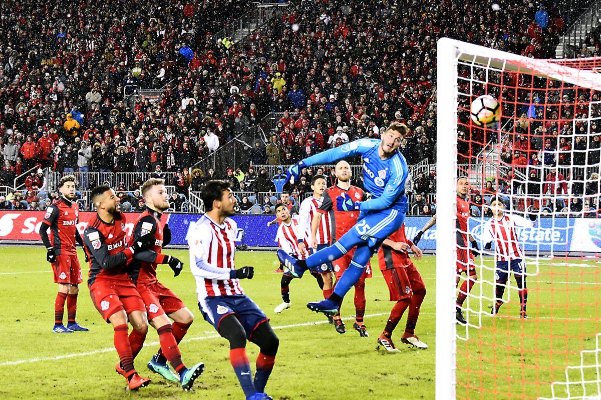 Chivas v Toronto FC: CONCACAF Champions League 2018 - Final - Leg 1