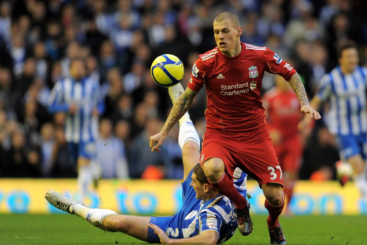 Liverpool v Brighton & Hove Albion - FA Cup Fifth Round