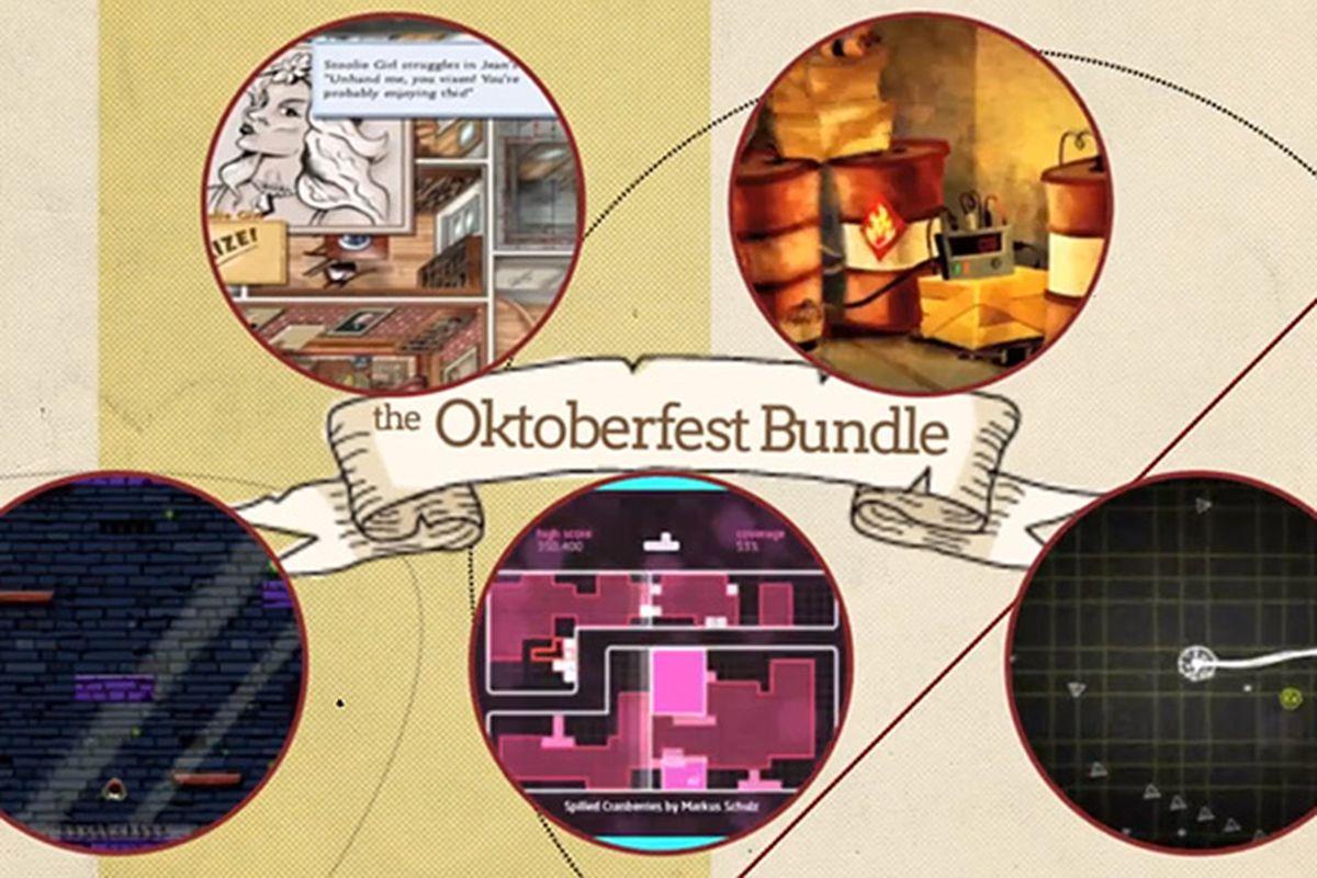 Indie Royale Oktoberfest bundle