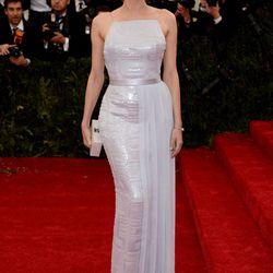 Best Use of Shiny: Diane Kruger (Hugo Boss)