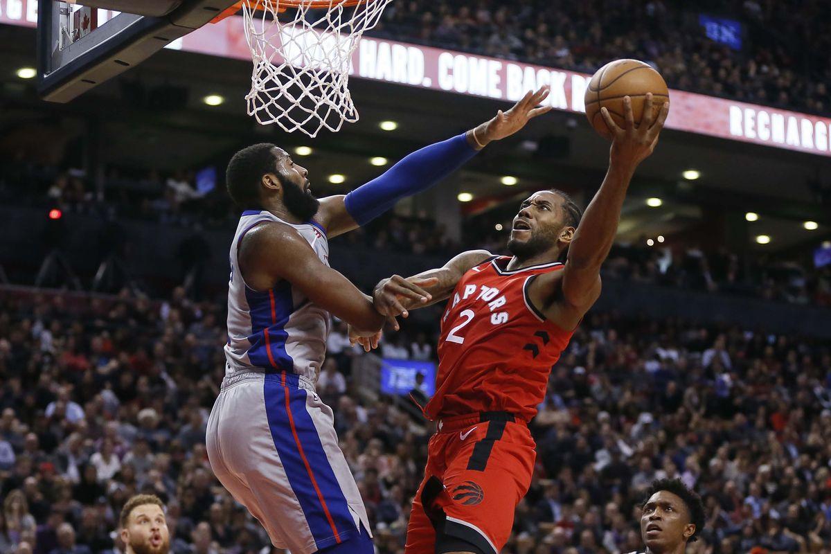 43d90537295 Pistons vs. Raptors preview  Coming home strong - Detroit Bad Boys