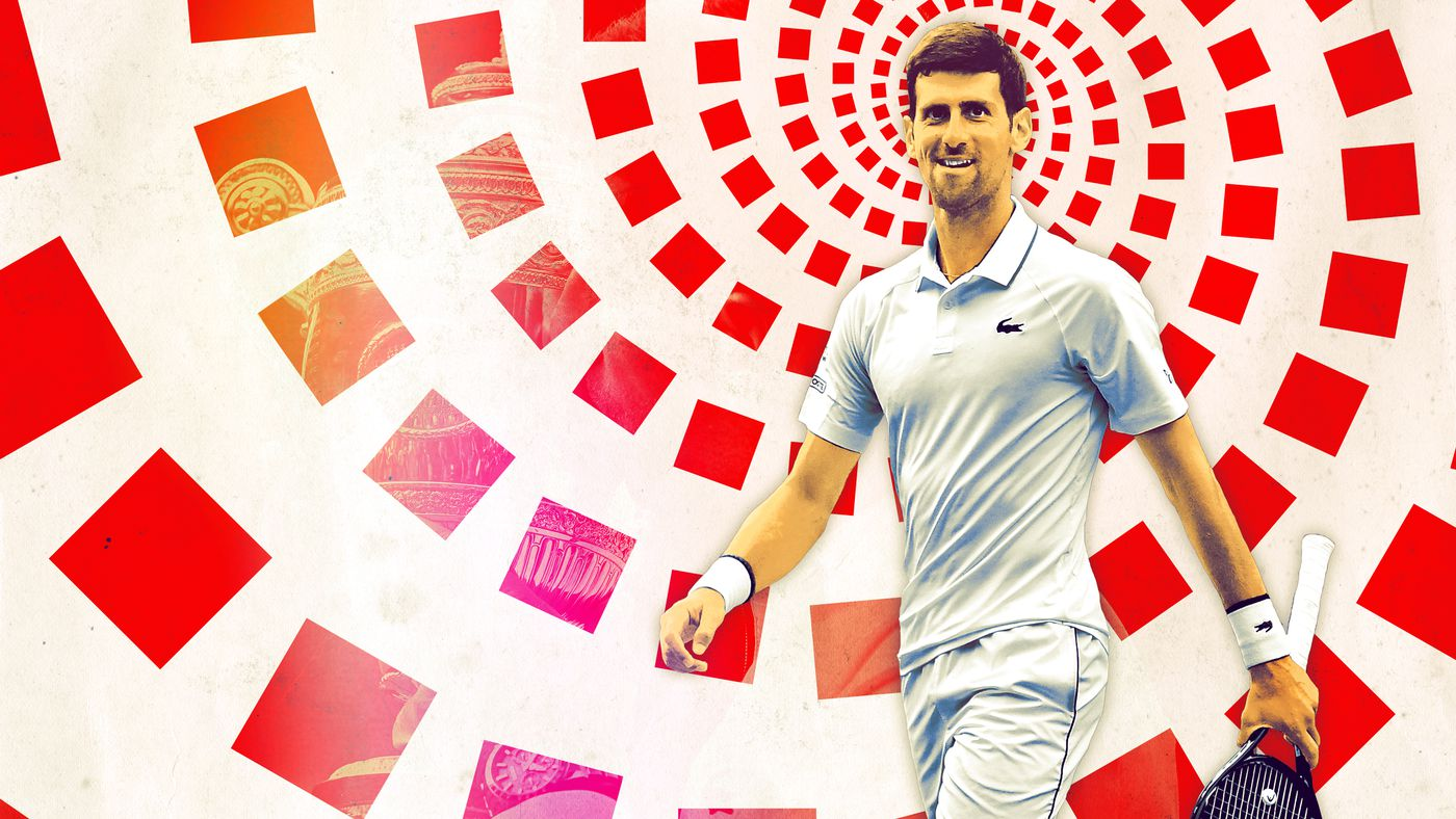 Novak Djokovic's Lovely, Victorious Crisis