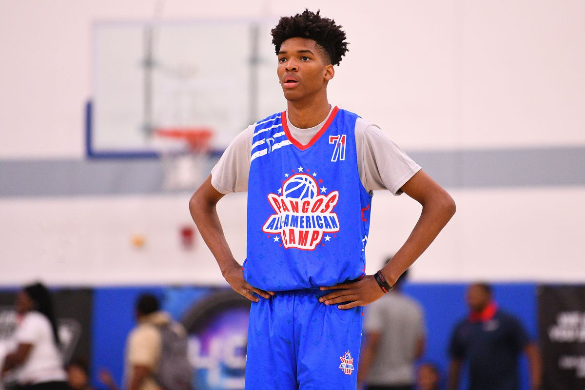 College basketball recruiting: 2020 5-star forward Ziaire