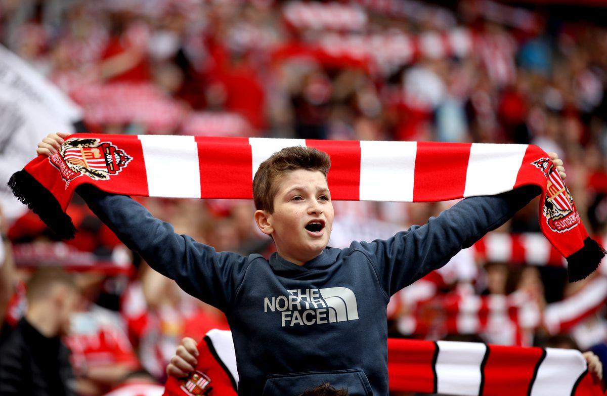 Charlton Athletic v Sunderland - Sky Bet League One Play-off - Final - Wembley Stadium
