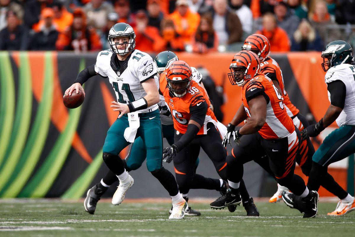 Philadelphia Eagles v Cincinnati Bengals