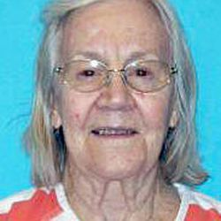 Evelyn Christine Johnson, 76, is serving a sentence of one to 15 years in prison for the 2004 slaying of her estranged husband. The Utah Board of Pardons and Parole has scheduled her first parole hearing for May 2017.