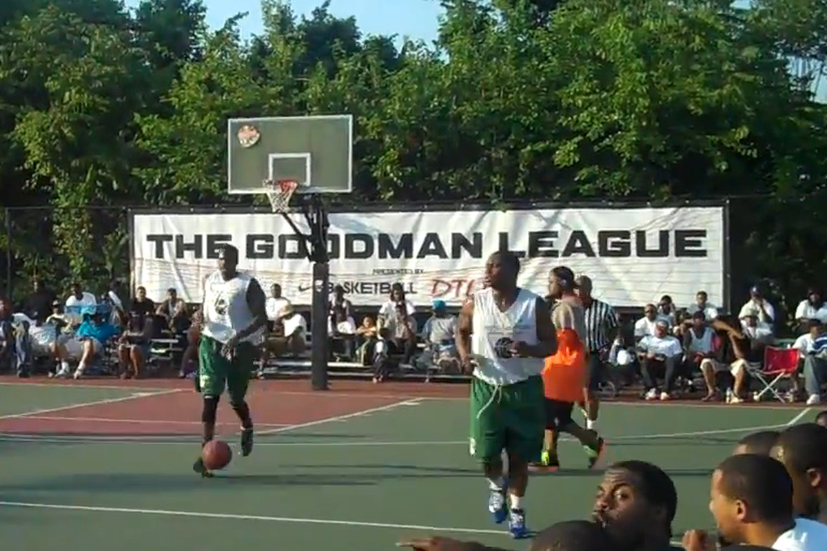 Why Goodman League Is Not Your Typical Basketball Summer League - SB