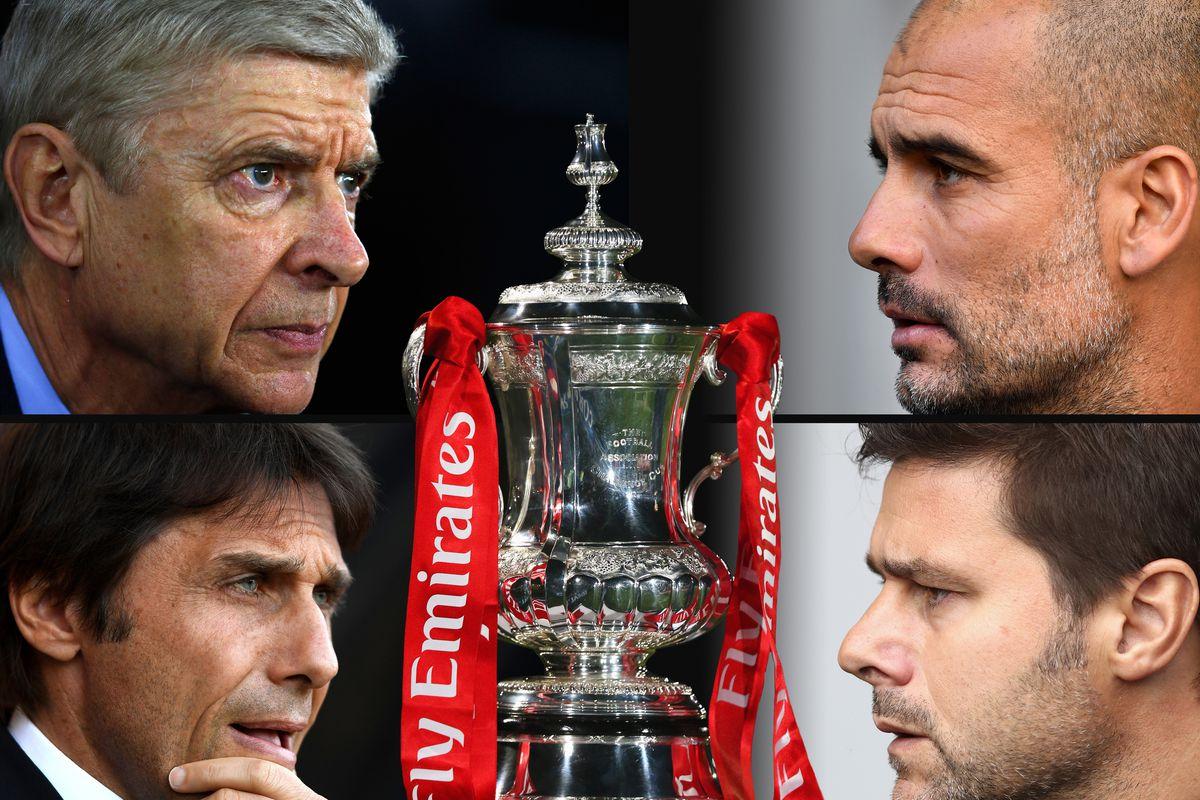The Emirates FA Cup Semi-Finals