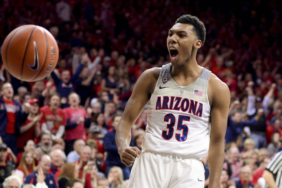 Arizona's Allonzo Trier, DeAndre Ayton named a top duo in college