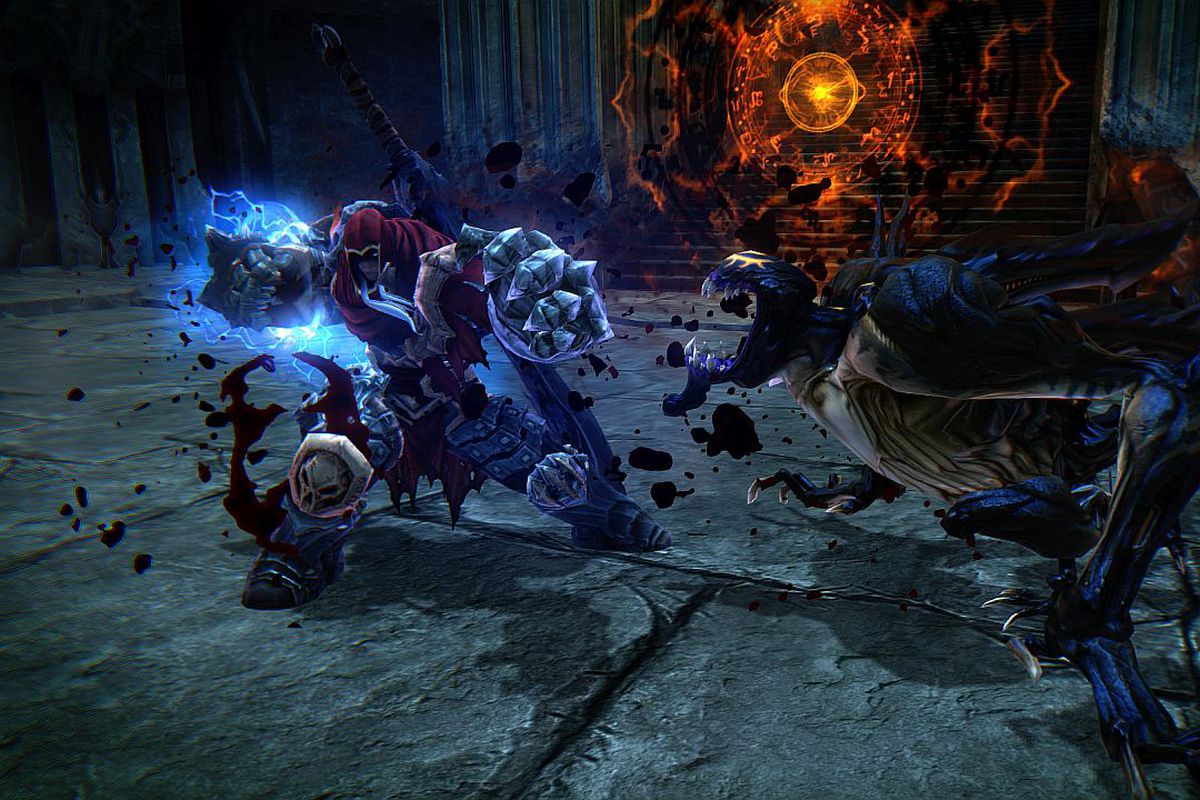 Darksiders' ending was amazing, and the sequels have never