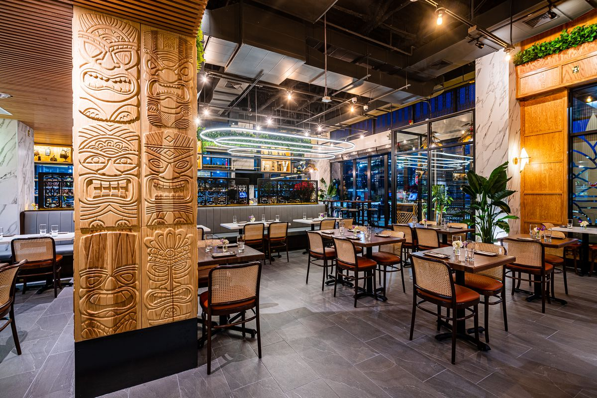 Tiki Thai plans to open at half capacity indoors over its first few months
