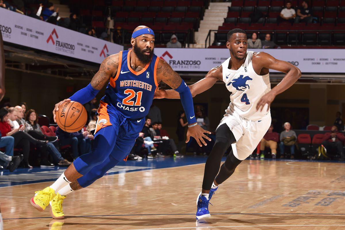 Delaware Blue Coats v Westchester Knicks