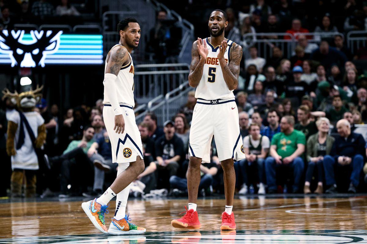 Denver Nuggets v Milwaukee Bucks