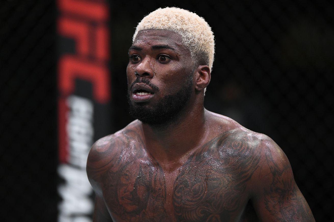 UFC Fight Night: Valiev v Jones
