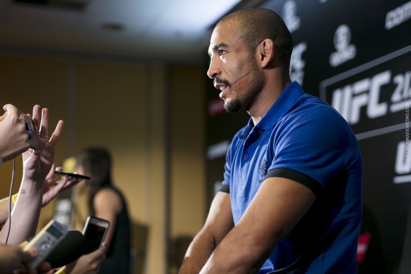 Jose Aldo will start choosing fights after UFC 212, aims for superfights