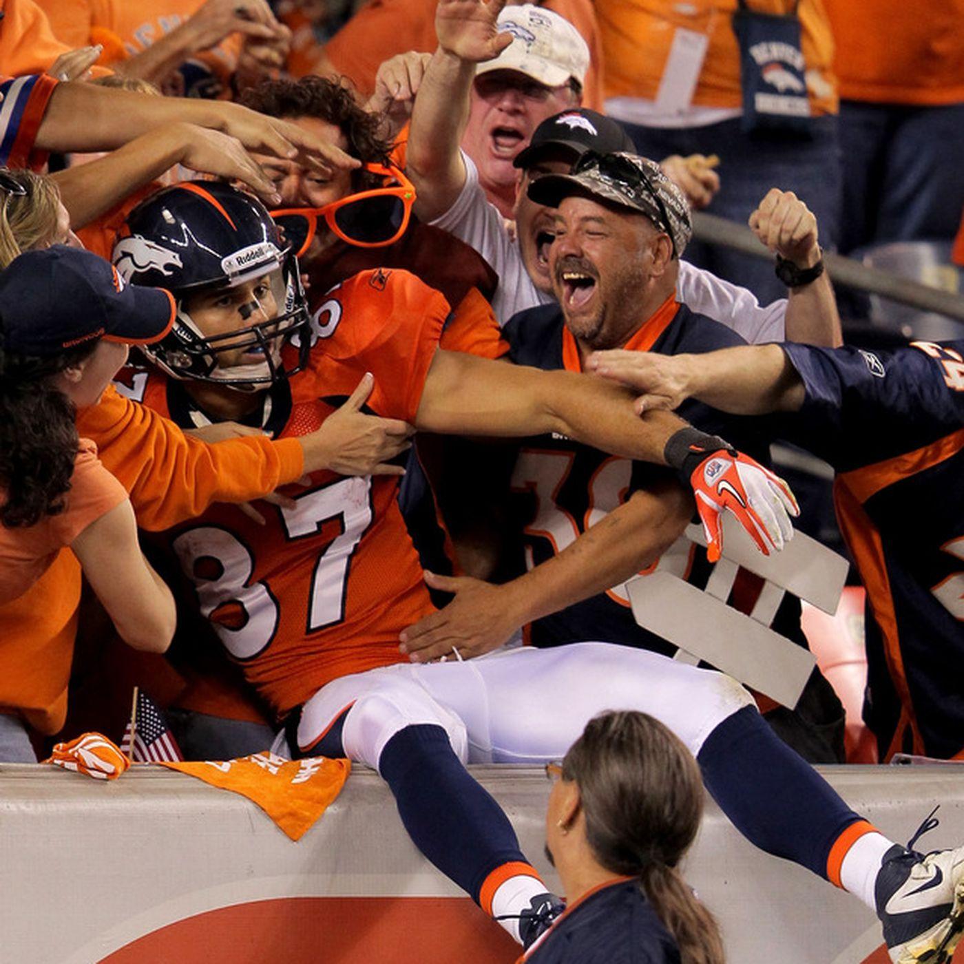 buy popular 88e82 42397 The NFL Approves Orange Jerseys for the 2012 Denver Broncos ...