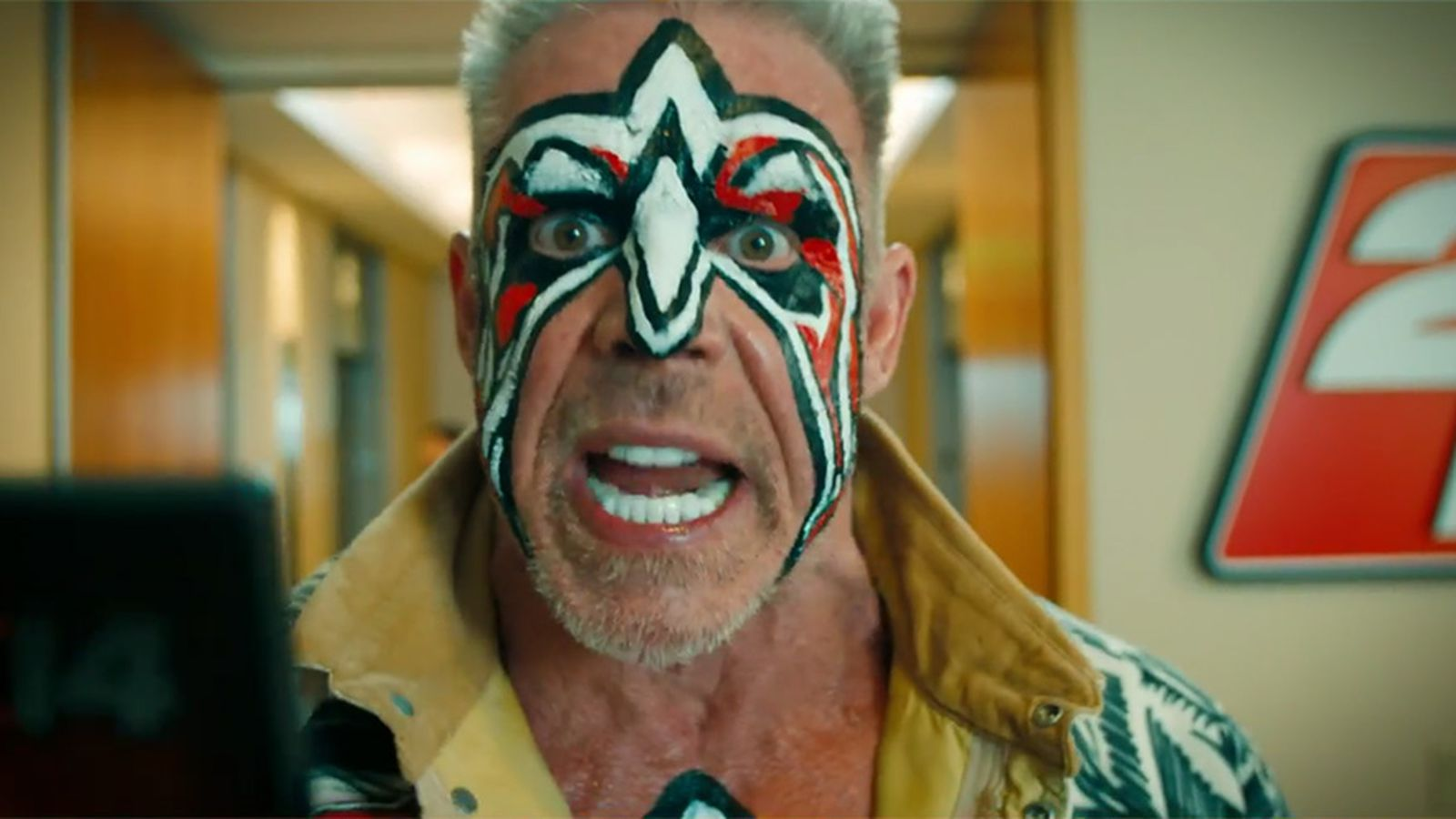 ultimate warrior exclusive to wwe 2k14 pre-orders - polygon