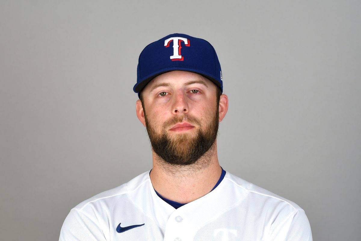 2020 Texas Rangers Photo Day